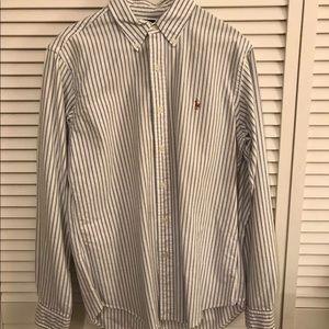 Ralph Lauren Custom Fit Button Down